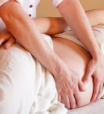 Relieve the stress and strain on your back, feet and neck with a bespoke pregnancy massage.
